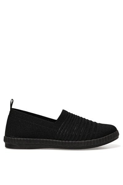 Shana 1fx Siyah Kadın Slip On Ayakkabı
