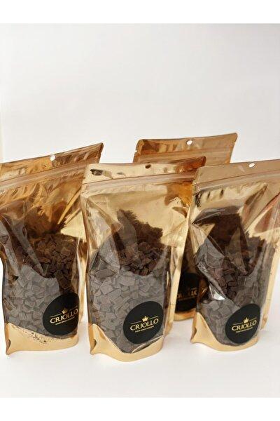 % 100 Saf Kakao Kitlesi (200 GR) X 4 Paket