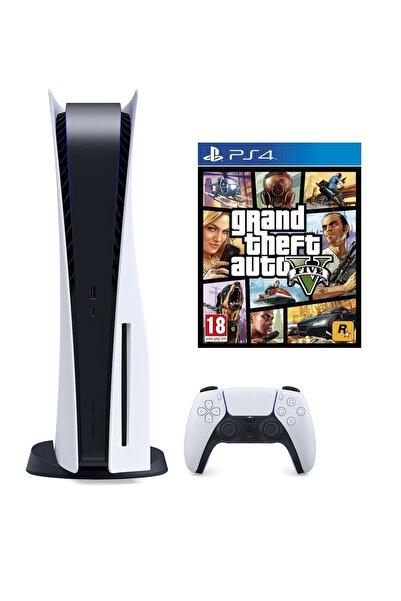 Playstation 5 825 GB + PS5 GTA 5