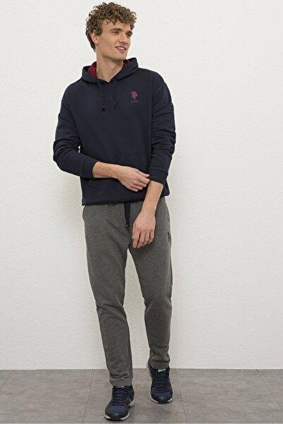 Grı Erkek Örme Pantolon