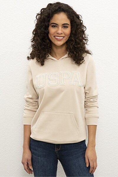 Beyaz Kadın Sweatshirt