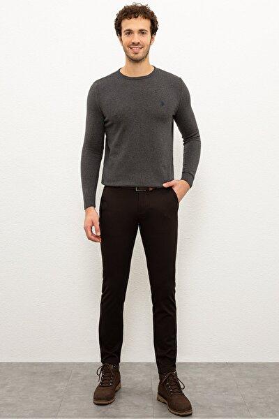 Kahverengı Erkek Spor Pantolon