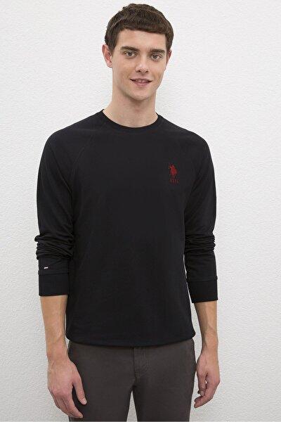 Sıyah Erkek Sweatshirt