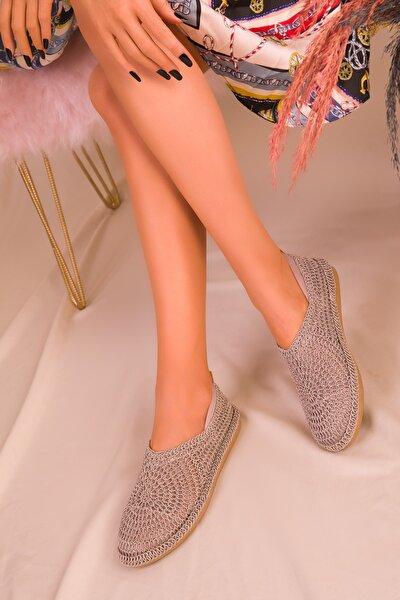 Vizon Kadın Casual Ayakkabı 16218