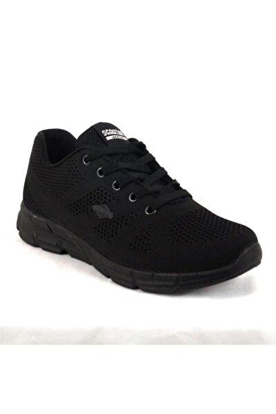 G5437ts Siyah Kadın Günlük Yürüyüş Ayakkabısı