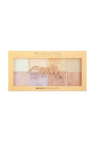 Makeup Revolutıon Sophx Aydınlatıcı Palet 8 Renk
