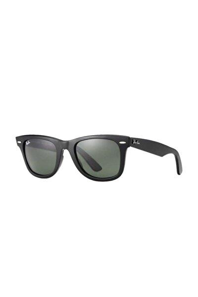 Unisex Siyah Güneş Gözlüğü Rb 2140 Col 901 50-22
