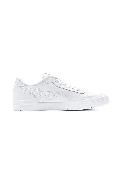 Kadın Beyaz Caracal Jr Spor Ayakkabısı 36986302