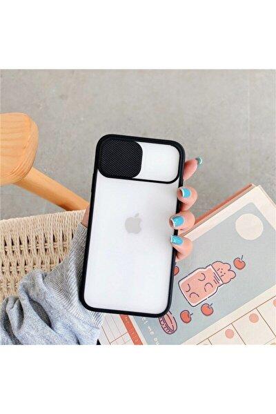 Iphone 11 Uyumlu Lens Korumalı Arka Kapak