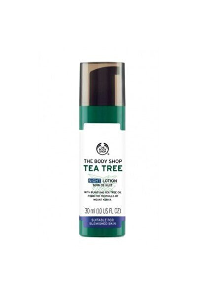 Çay Ağacı - Akne Lekelerine Karşı Gece Losyonu 30ml