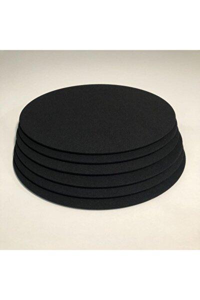 Amerikan Servis,siyah Renk Supla ( 6 Adet )
