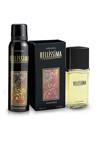 Kadın Parfüm Seti Edt 60 ml Ve Deodorant 150 ml Kadın Kofre Set