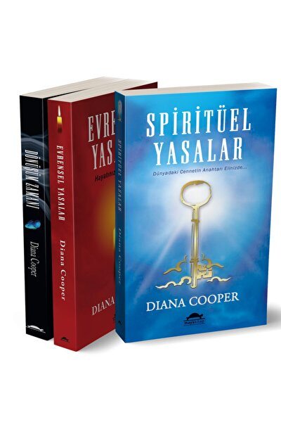 Maya Diana Cooper Seti – 3 Kitap Takım