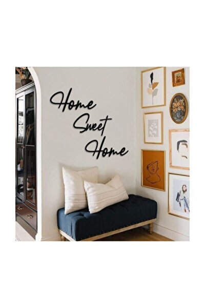 Home Sweet Home Duvar Tablosu