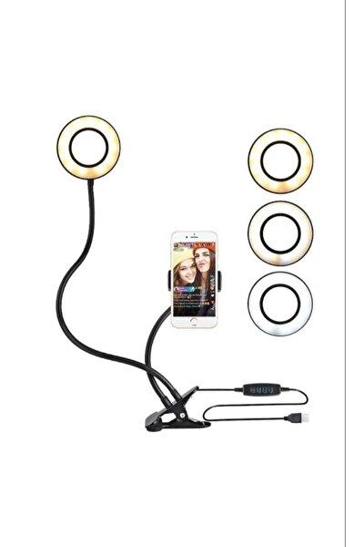 Led Ring Light Youtuber Light Stüdyo Işığı Led Masa Lambası