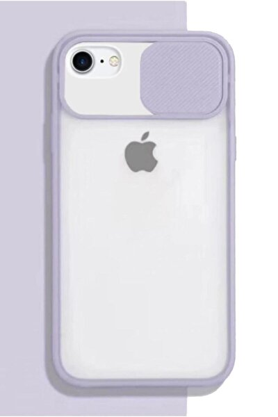 Apple Iphone 6 Plus 6s Plus Kılıf Sürgülü Kamera Korumalı Silikon