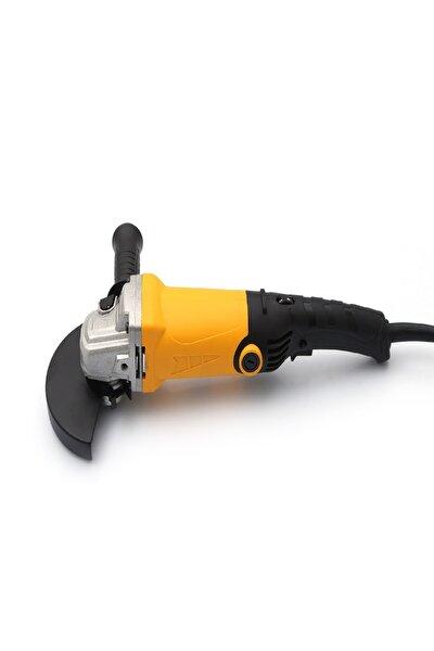 Banco Bn-5 900 W 6 Devir Ayarlı Profesyonel Avuç Içi Spiral Taşlama Makinesi 125 Mm Sarı