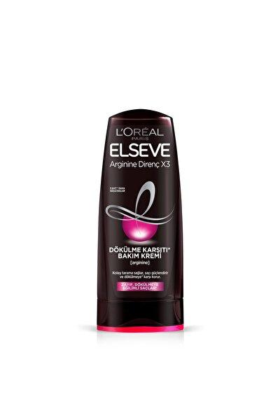 Arginine Direnç X3 Dökülme Karşıtı Şampuan 450ml & Saç Kremi 360 Ml & Bakım Kremi 200 Ml
