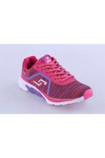 Kadın Fuşya Spor Ayakkabı 12443