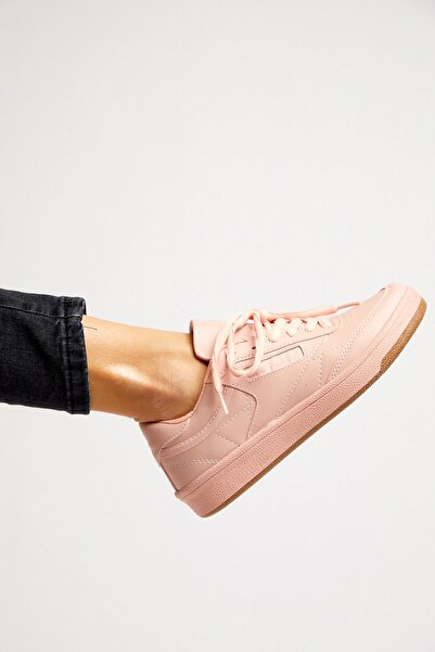 Pudra Kadın  Sneaker TB107-1