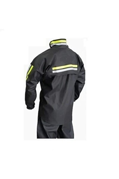 Motosiklet Yağmurluk Pvc Dikişsiz Alt - Üst Takım (su Geçirmez Garantili)