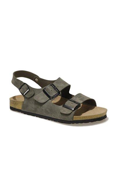 Erkek Haki Günlük Sandalet 101016517 Pavlov 1fx