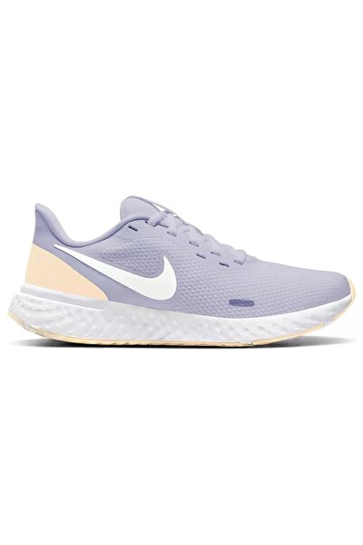 Kadın Lila Revolution 5 Koşu Ayakkabısı Bq3207-010