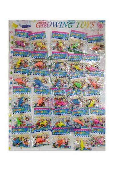 Su Maymuncuk 30 lu Set- Su Maymuncuğu Hayvanlı