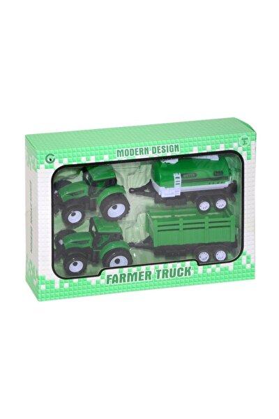 9973-20a/30a Kutulu Çek Bırak 2 Li Çiftlik Traktörü