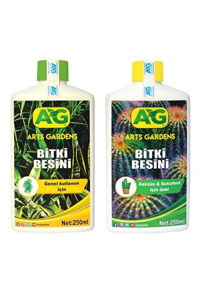 Bitki Besin Seti Kaktüs & Sukulent Genel Kullanım Sıvı Vitamin