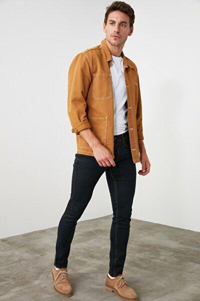 Siyah Erkek Skinny Jeans TMNSS20JE0242