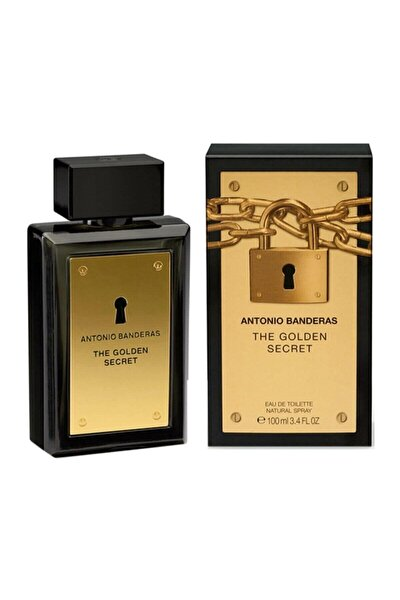 Antonio Banderas The Golden Secret Edt 100 Ml Erkek Parfüm