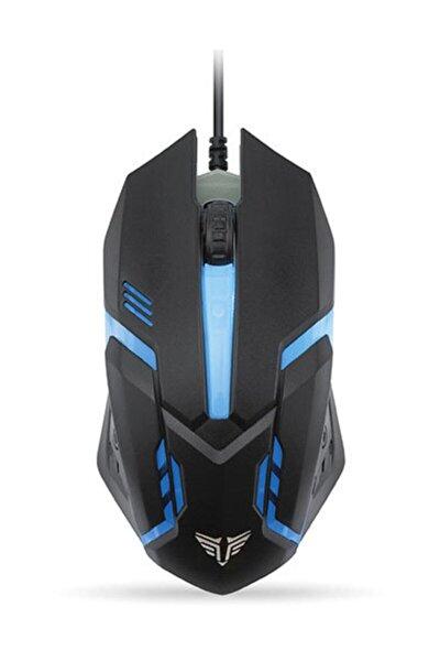 Sm-g62 Usb Işıklandırmalı Oyuncu Mouse