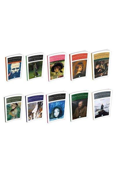 Dostoyevski Seti 10 Kitap Dünya Klasikleri Maviçatı Yayınları