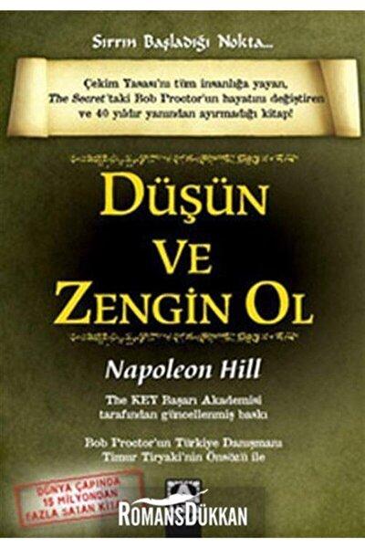 Düşün Ve Zengin Ol - Napoleon Hill -