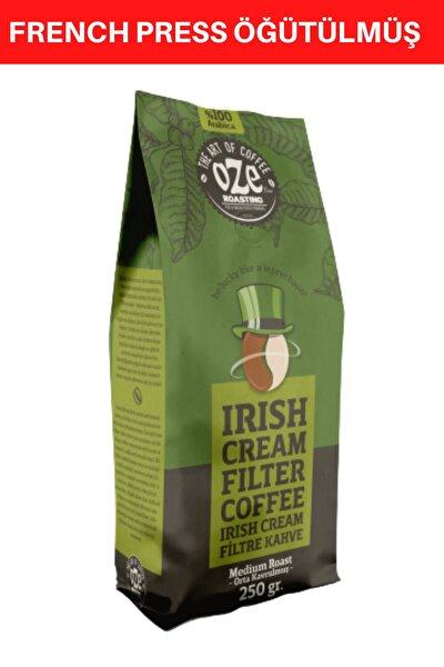 Irish Cream Aromalı Filtre Kahve 250 Gr. ( French Press Için Öğütülmüş )