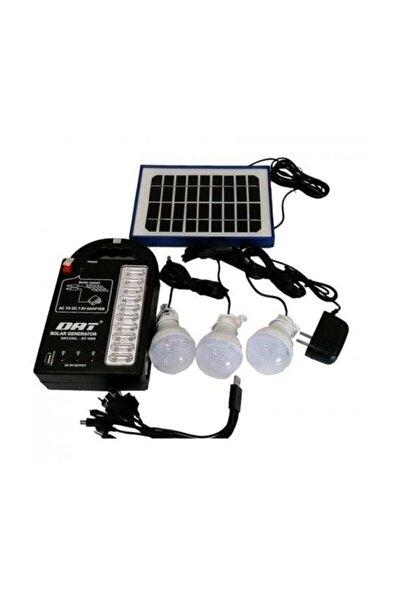 Dat At-999 Güneş Enerjili Aydınlatma Cihazı