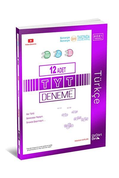 Tyt Türkçe 12'li Deneme