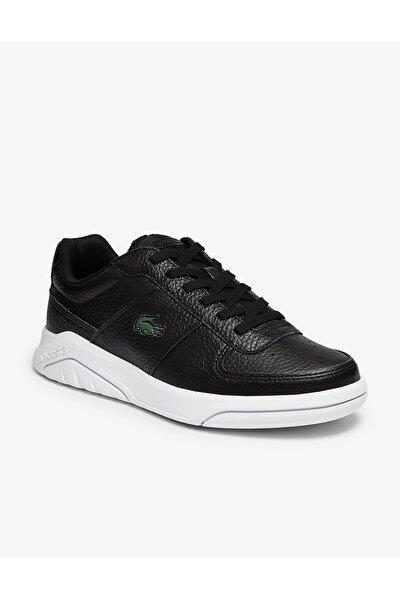 Game Advance 0721 4 Sma Erkek Siyah - Beyaz Sneaker 741SMA0087