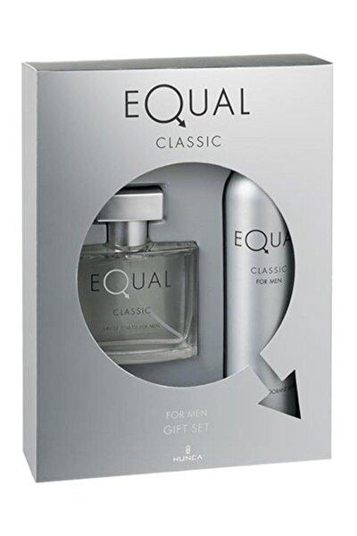 Classic Edt 75 ml Ve 150 ml Vücut Losyonu Erkek Parfüm Seti 8690973366160