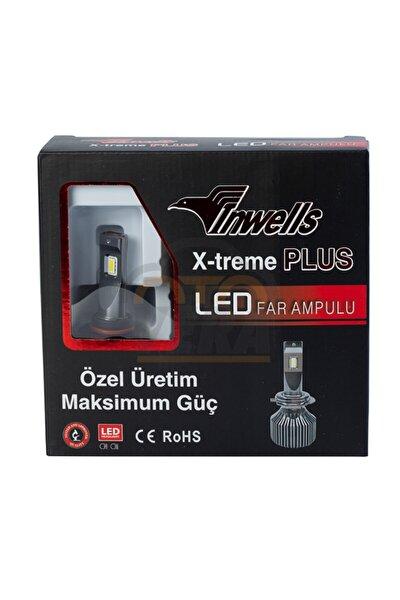 X-treme Plus Csp Led Xenon (zenon) H4 15000 Lümen