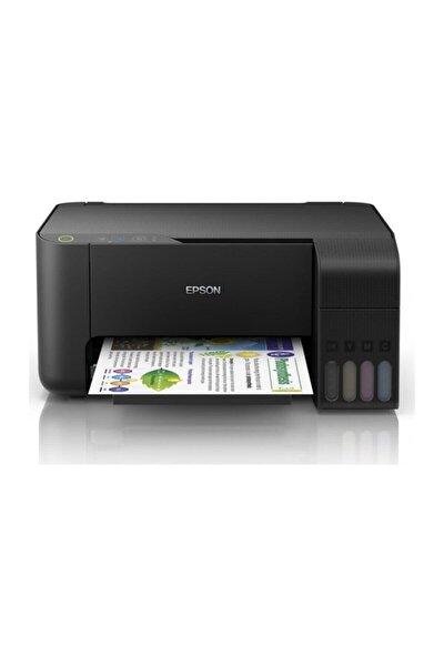 L3110 Yazıcı-tarayıcı-fotokopi Renkli Mürekkep Tanklı Yazıcı