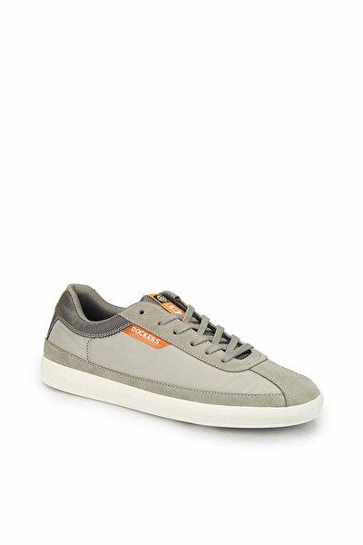224260 Gri Erkek Sneaker 100297371
