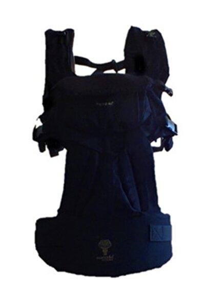 Siyah Her Yöne Ergonomik Kanguru