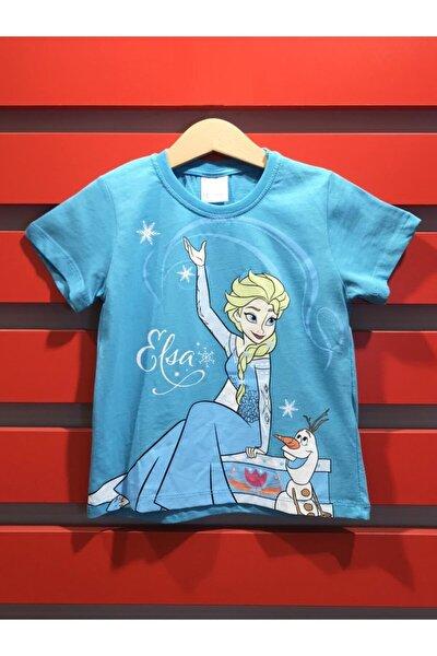 Frozen Kız Çocuk Lisanslı Tişört