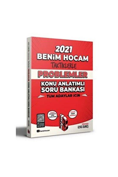 Benim Hocam Tüm Adaylar Için Taktiklerle Problemler Soru Bankası 2021