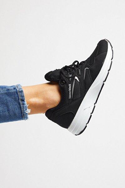 Siyah Beyaz Unisex Sneaker 772.SB0