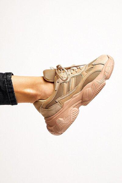 Kadın Spor Ayakkabı Toprak Tb246