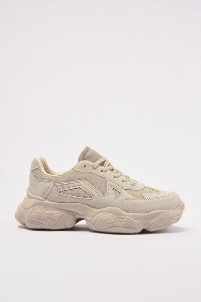 Bej Kadın Sneaker 01AYY213480A310