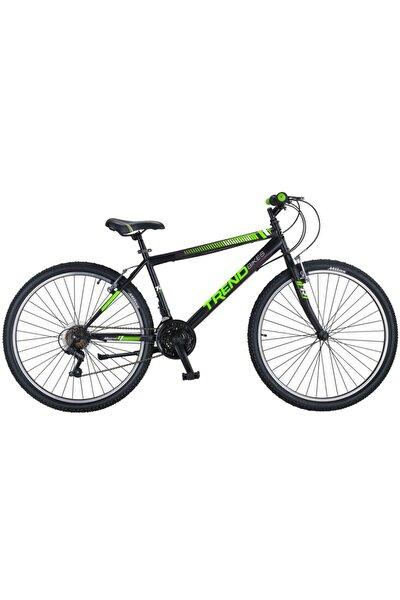 Trenbike Mistral 27.5 Jant 21 Vites Siyah Neon Yeşil Dağ Bisikleti